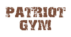 Logo Patriot Gym