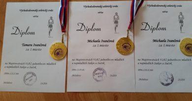 Majstrovstvá VsAZ v Michalovciach