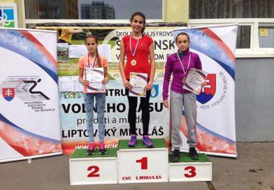 Školské Majstrovstvá Slovenska v cezpoľnom behu 2016