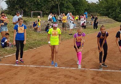 Atletika – ŠK Banské v Kapušanoch, Košiciach a Seni