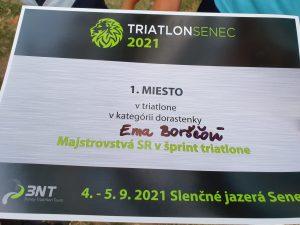 Triatlon Senec