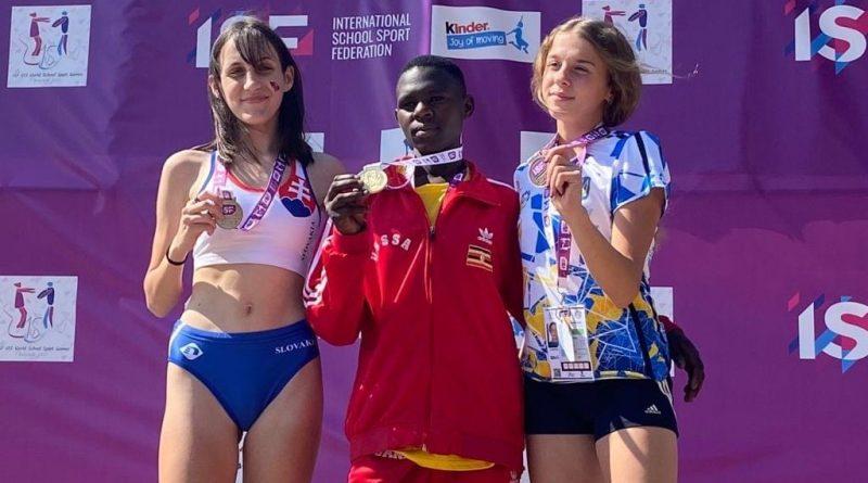 Svetové školské športové hry v Belehrade (Srbsko) 2021