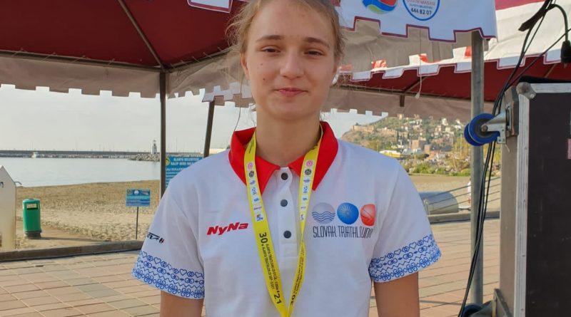 Alanya ME dorastencov / Turecko 2021